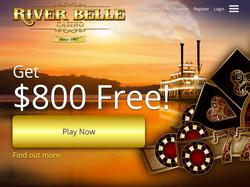 Play River Belle Online Casino Now