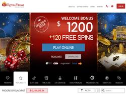 Play Royal Vegas Online Casino Now