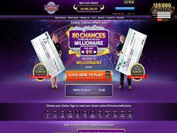 Play Zodiac Casino Now