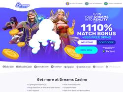 Play Dreams Casino Now