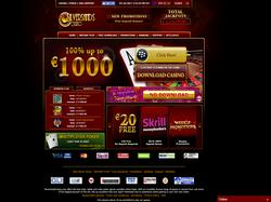 Play SilverSands Casino Now