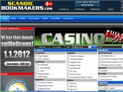 Scandic poker