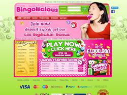 Play Bingolicious Now