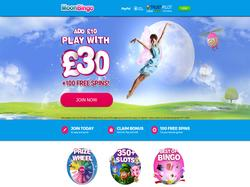 Play Moon Bingo Now