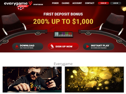 Play Intertops Poker Now