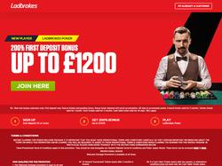 Play Ladbrokes Poker Now