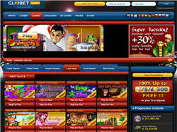 Play Globet Casino & Games Now