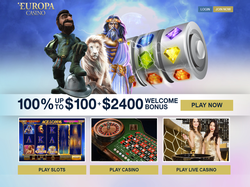 Play Europa Casino Now