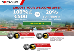 Play SCasino Now