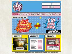 Play abcBingo Now