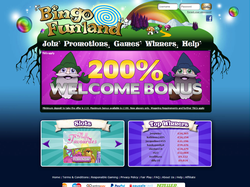 Play Bingo Funland Now