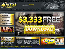 Play Cirrus Casino Now