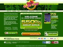 Play Vegas Strip Casino Now