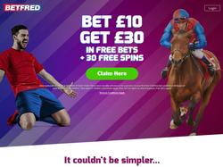 Play Betfred Sportsbook Now