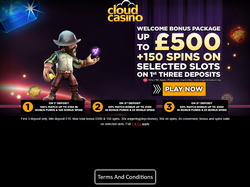 Play Cloud Casino Now