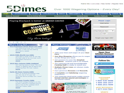 Play 5Dimes Casino and Sportsbook Now