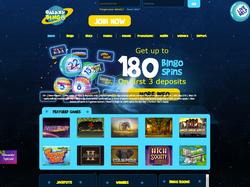 Play Galaxy Bingo Now