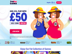 Play Two Fat Ladies Now
