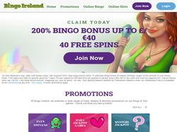 Play Bingo Ireland Now