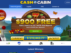 Play Cash Cabin Now