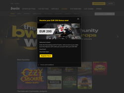 Play bwin Casino Now