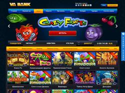 Русские интернет казино Обзор казино Ва-Банк