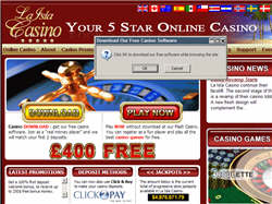 Play La Isla Casino Now
