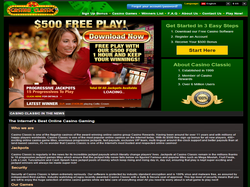 Play Casino Classic Now