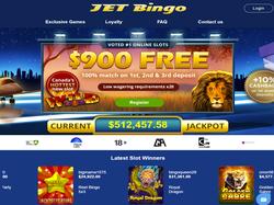 Play JetBingo Now