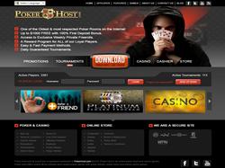 Play Poker Host Now