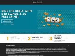 Play Gala Casino Now