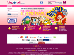 Play BingoHall.co.uk Now