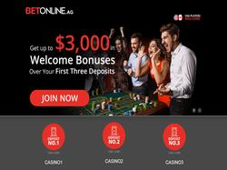 Play BetOnline Casino Now