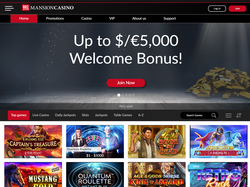 Play Mansion Casino Now