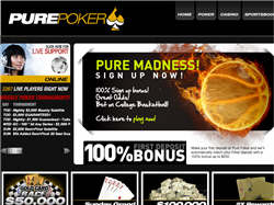 Play Pure Poker Now