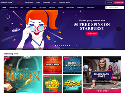 Play PartyCasino Now