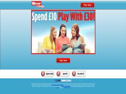 Play Mirror Bingo Now