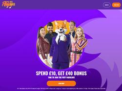 Play Foxy Bingo Now