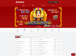 Play Red Star Poker Now