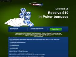 Play Betfred Poker Now