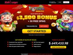 Play Slots of Vegas Now