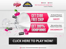 Play Slots of Vegas Now