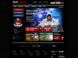 Play RedKings Poker Now