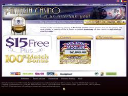 Play Pantasia Online Casino Now