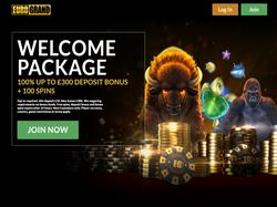 Play EuroGrand Casino Now