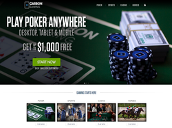 Play Carbon Poker Now