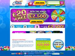 Play Carlton Bingo Now
