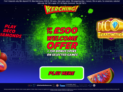 Play Kerching! Now