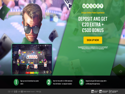 Play Unibet Poker Now