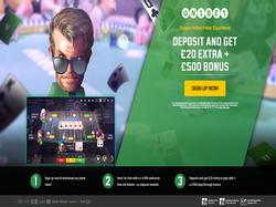 Play Unibet Poker Now